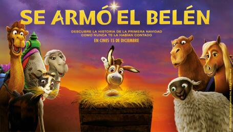 Concurso: estreno SE ARMÓ EL BELÉN