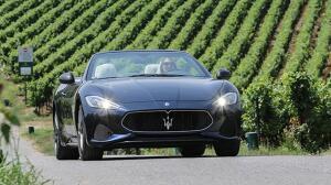 El último descapotable de Maserati, el GranCabrio ya está a la venta desde 170.400 euros