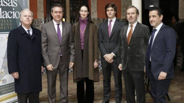 Sevilla estrena una ruta por las casas palacio más espectaculares