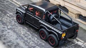 Limusina campera, la apuesta de Land Rover