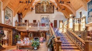 Así es la casa de 46 millones que venden Brad Pitt y Angelina Jolie