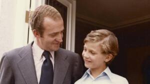 Las imágenes menos conocidas del Rey Juan Carlos
