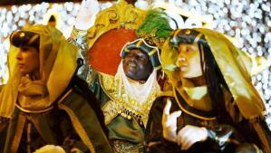 La Cabalgata de Reyes Magos de Valencia, en imágenes