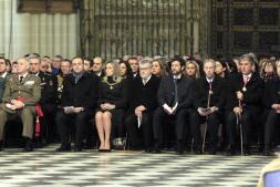 La solemne celebración de San Ildefonso, en imágenes