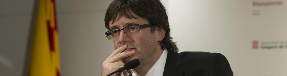 Puigdemont, a Fainé y Oliu: «Esperad 15 días, hay que parar el efecto dominó»