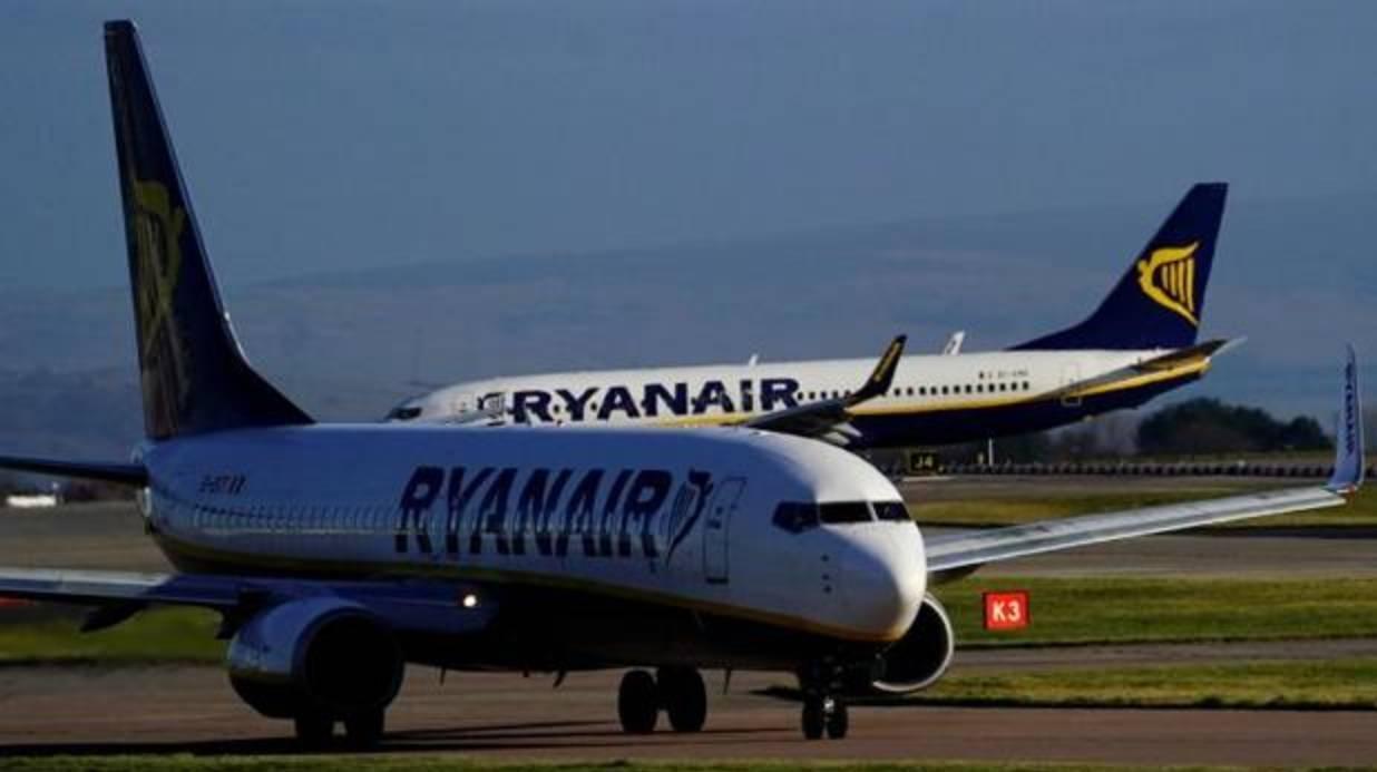 Las nuevas reglas que se aplicarán a partir del lunes a los pasajeros de Ryanair