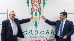 La venta del Córdoba CF a Jesús León, en imágenes