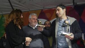 FOTOS: Entrega de la 'Aguja de oro' a Antonio Martínez Ares