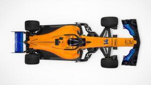 El nuevo McLaren MCL33, al detalle