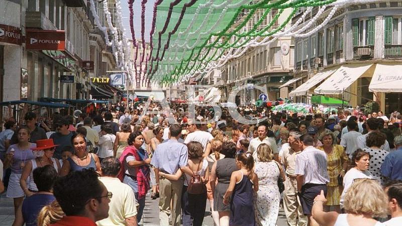 La Feria de M�laga en ABCfoto