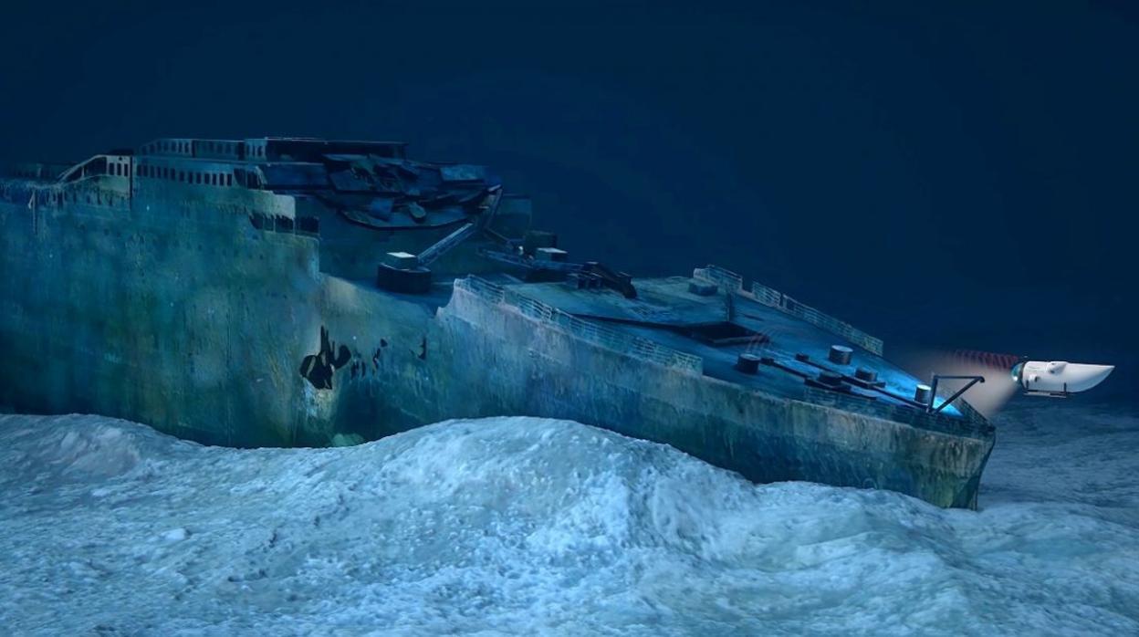 Los turistas vuelven al Titanic: el precio, 90.000 euros
