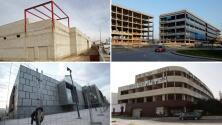 Los diez grandes proyectos inmobiliarios que la crisis robó a Sevilla