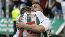 La victoria del Córdoba ante el Reus, en imágenes