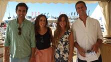 Nuevas carreras de caballos en la playa de Sanlúcar