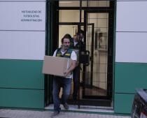 Registros de la Guardia Civil en la Federación Andaluza de Fútbol