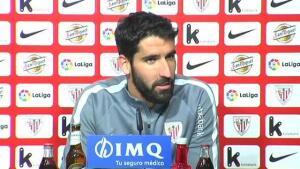 """Raúl García: """"Quiero ganar todos los partidos"""""""