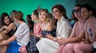 Desfiles e invitados en la Feria Internacional de Moda Infantil y Juvenil, en imágenes
