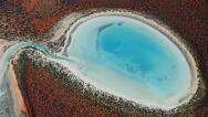Siete fotografías del Planeta Tierra que parecen cuadros abstractos