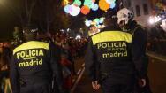 Los Reyes Magos, en Madrid más escoltados que nunca