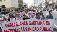 Fotos: Así ha sido la Marea Blanca en Cádiz