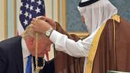 Las mejores imágenes de la visita de Donald Trump a Arabia Saudí