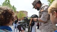 GALERÍA: Día de las Fuerzas Armadas en San Fernando