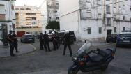 FOTOS: La Policía toma Los Milagros en El Puerto por una reyerta entre clanes