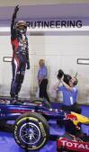 Carrera del Gran Premio de Singapur