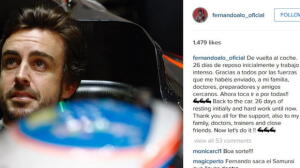 F1 - La FIA le dará luz verde a Alonso