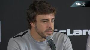 """Fernando Alonso - """"El objetivo es la triple corona, pero lo mío es la Fórmula 1"""""""