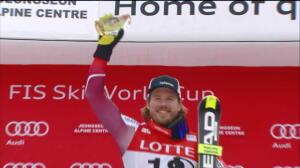 Copa del Mundo FIS - Jansrud se hace con su primer descenso