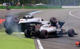 Las mejores imágenes del Gran Premio de Alemania de Fórmula 1