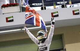 Hamilton logra su segundo Mundial de F1