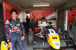 La carrera de Carlos Sainz, en imágenes