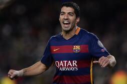 Champions: Barcelona-Roma, en imágenes