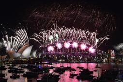 En imágenes: Así se celebra el Año Nuevo por todo el mundo
