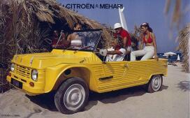Citroën Méhari y e-Méhari