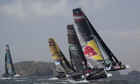 Comienzan las Extreme Sailing Series