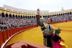 Las mejores imágenes de las corridas de la Feria de Abril (Parte I)
