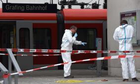En imágenes: El ataque en la estación de trenes de Múnich