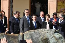 Los reyes de España de visita por Castilla-La Mancha