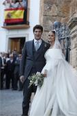 En imágenes: Lady Charlotte Wellesley y Alejandro Santo Domingo ya son marido y mujer