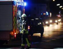 Las imágenes que deja el ataque de un afgano a un tren de Baviera