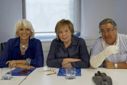 Se reúnen las ejecutivas del PP y PSOE en busca del desbloqueo