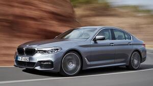 Llega la nueva Serie 5 de BMW