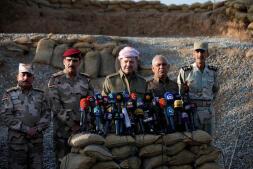 El Ejército iraquí y sus aliados asedian Mosul