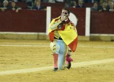 Las imágenes más impactantes de la Feria del Pilar: triunfos y cornadas