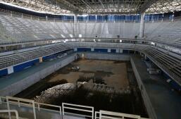 Preocupa el abandono de las sedes de los Juegos de Río