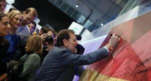 Las mejores imágenes del XVIII Congreso nacional del Partido Popular