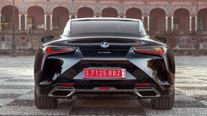 El nuevo Lexus LC 500 parte de un precio de 120.000 euros